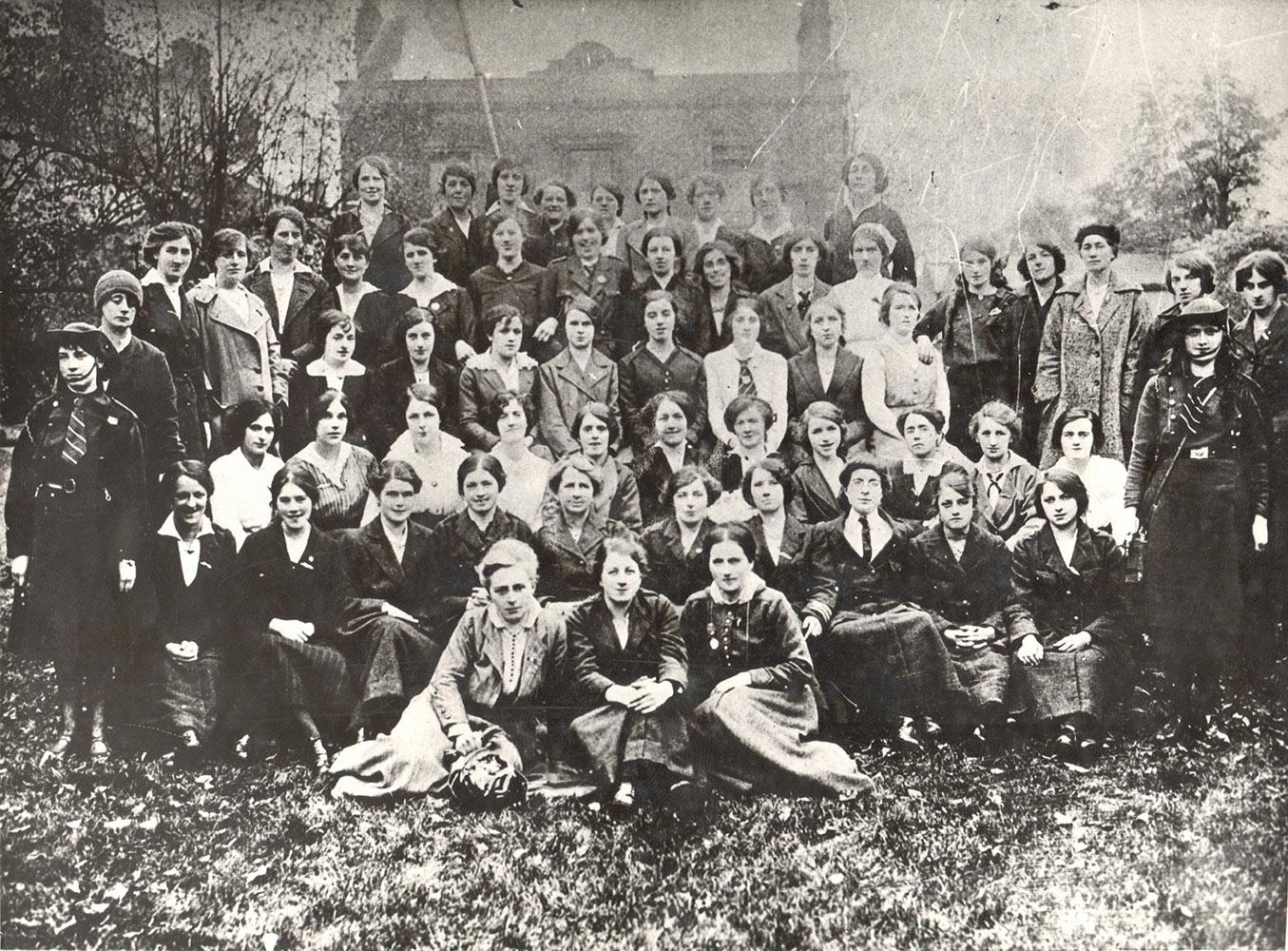 Women Participants in 1916 Risings