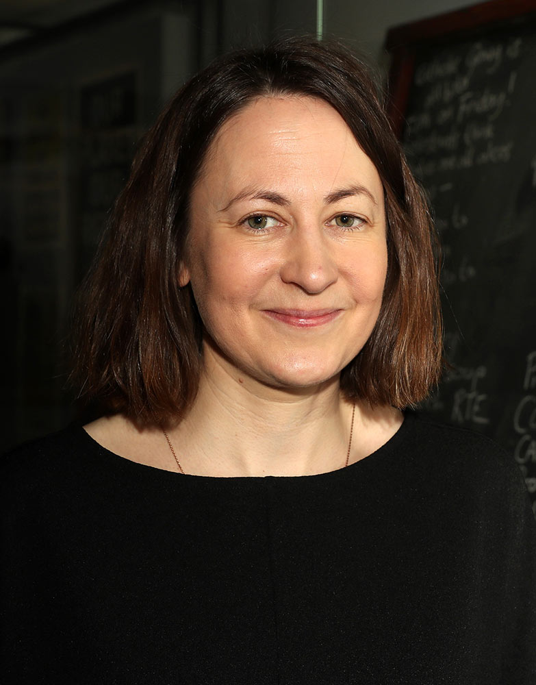 Niamh Baker, Curator at National Museums, Northern Ireland