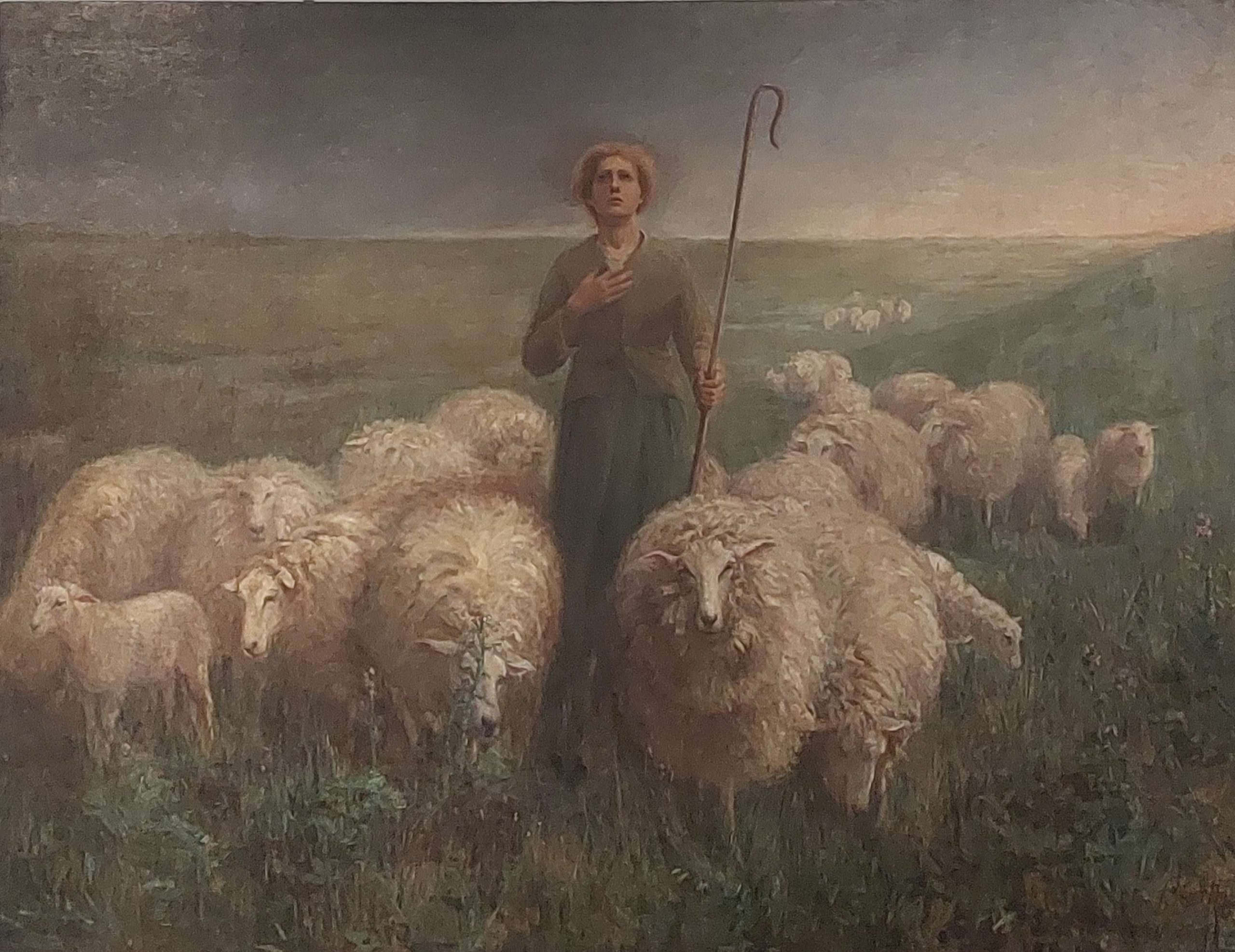The Good Shepherd, Olaphictiúr.