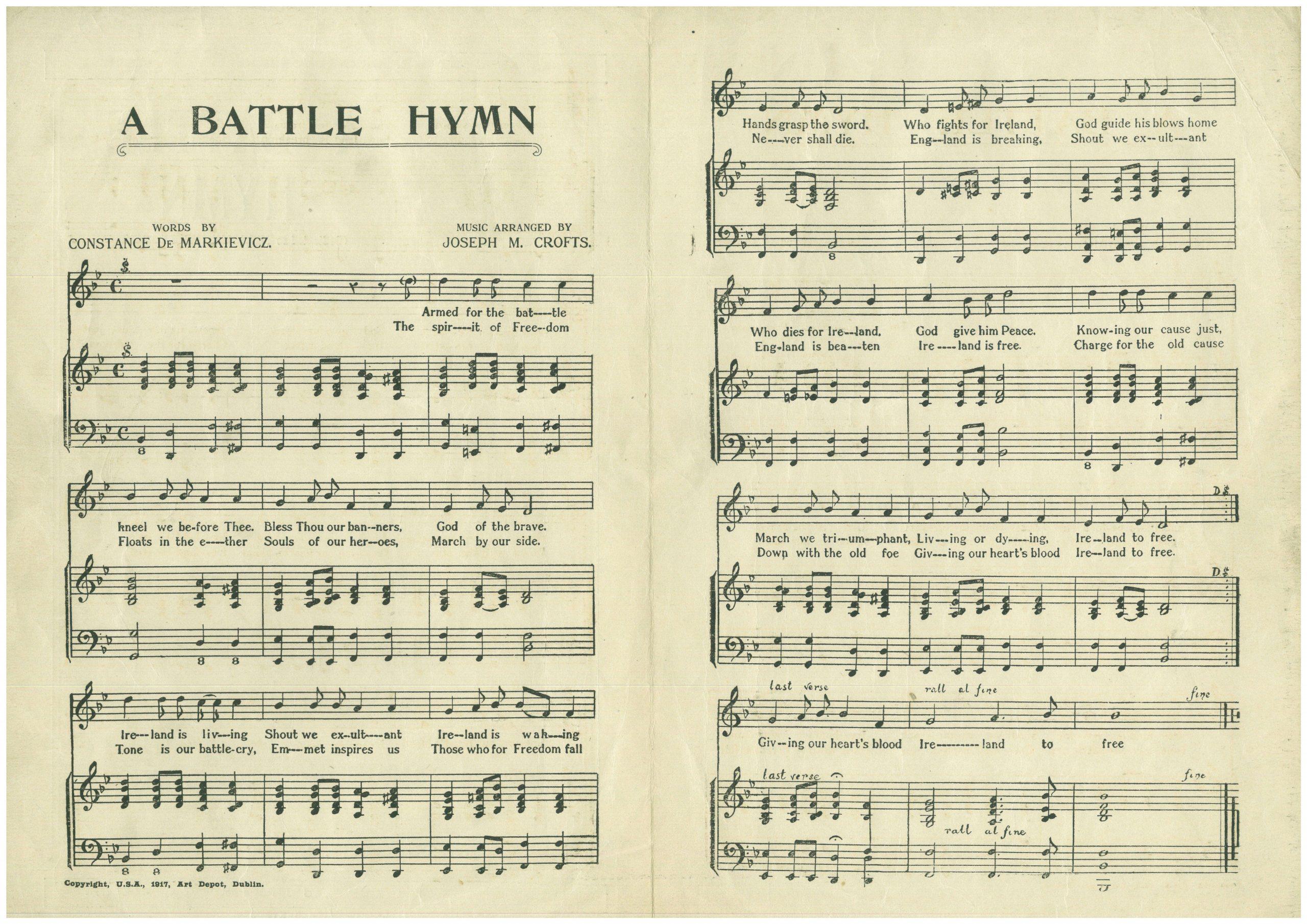 A Battle Hymn